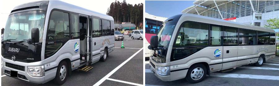【日本】九州限定-HINO小巴,中文司機帶您暢遊九州!