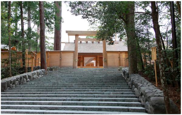 【日本】日本人心靈的故鄉-三重伊勢神宮