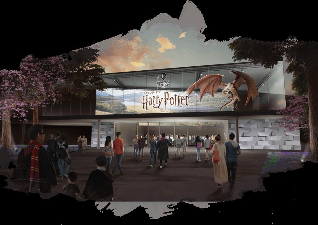 【日本】全世界第二座「哈利波特片場」!就在東京即將開幕啦!