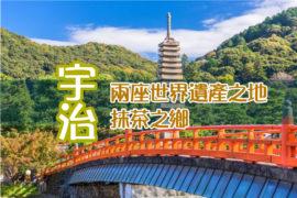 【日本】兩座世界遺產與抹茶之鄉-宇治
