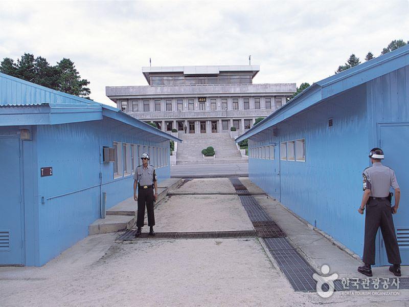 【韓國】走出歷史的傷痛,打造夢話童話村─坡州