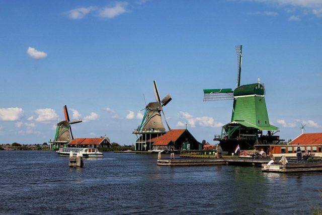 【歐洲】悠遊荷蘭-實現腦海中的童話世界