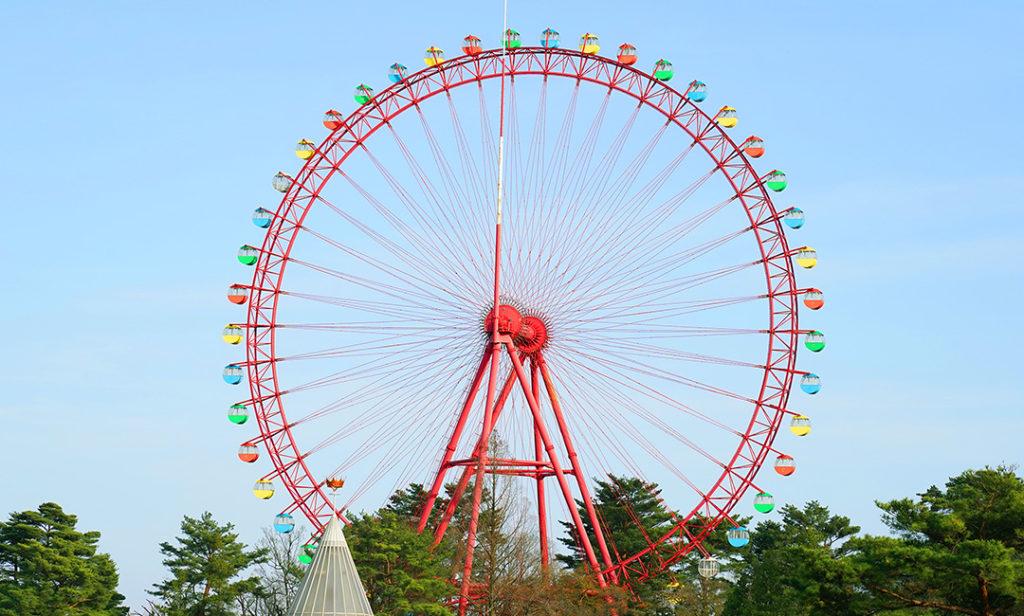 【日本】東京近郊「西武園遊樂園」哥吉拉遊樂設施,2021年5月即將開幕~哥吉拉大戰基多拉!