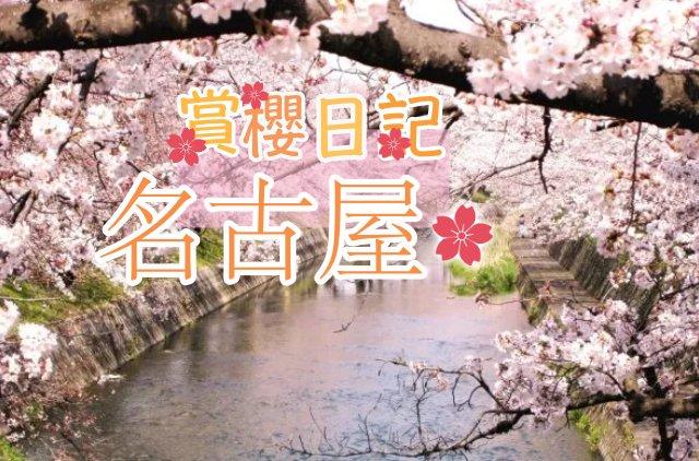 【日本】賞櫻日記:名古屋篇