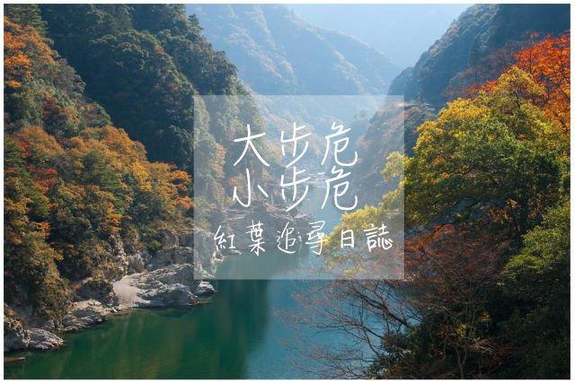 【日本】紅葉追尋日誌:四國大步危·小步危篇