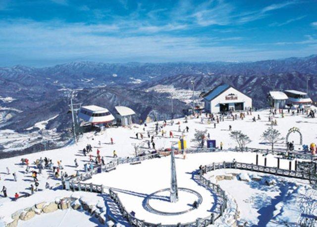 【韓國】首爾近郊滑雪勝地-Part 1! 包車滑雪,享受滑雪樂趣不必大包小包!