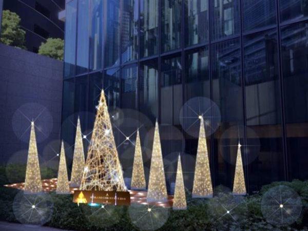【日本】冬季最美-各大都市聖誕節點燈統整