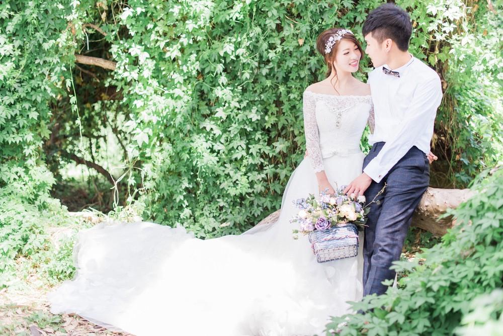 日本婚紗拍攝之旅