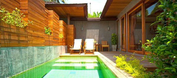 蘇美島Tango Luxe Beach Villa,浪漫海灘蜜月度假村,全館都是泳池別墅,可在房內享用早餐,享受不被打擾的度假時光!