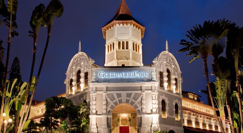 新加坡良木園Goodwood Park Hotel~烏節路上歷史最悠久的酒店之一!