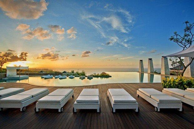 巴里島Banyan Tree Ungasan Resort悅榕莊~頂級海景別墅,峇里島最美VILLA之一!