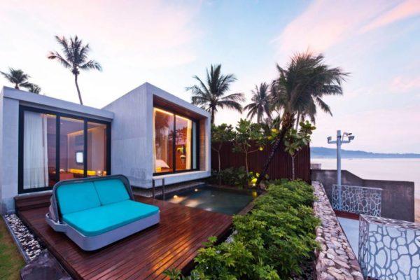 Casa de la Flora坐擁碧海白沙,暢遊壯美奇島