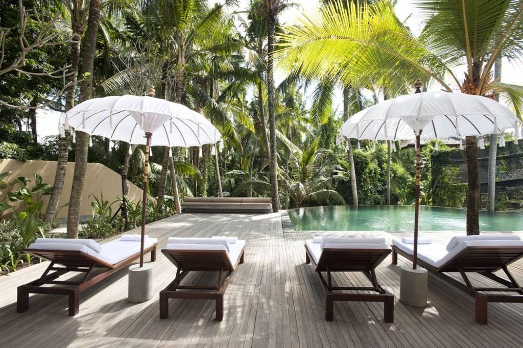 巴里島Komaneka Bisma Resort Ubud