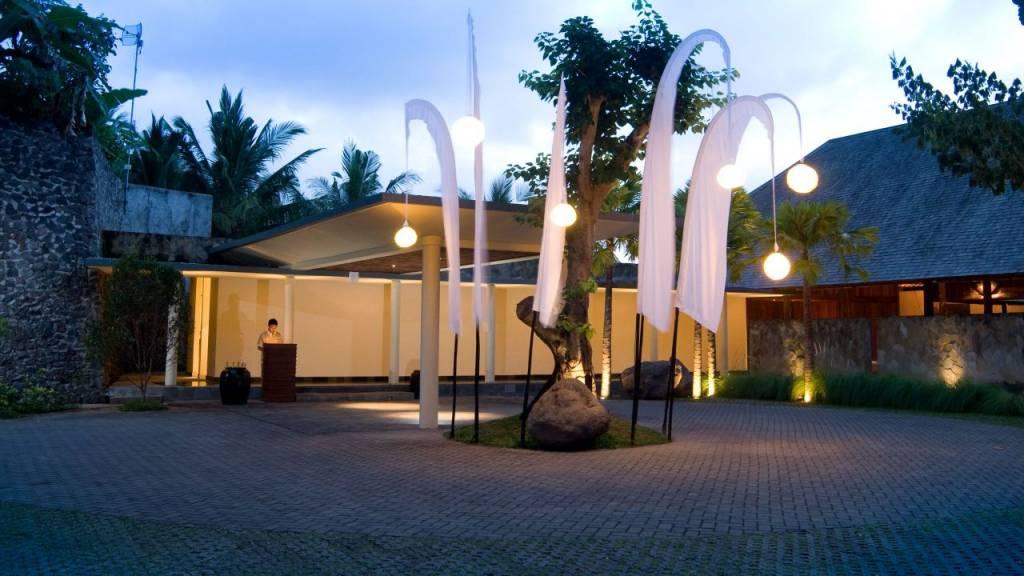 巴里島Komaneka Monkey Forest Ubud 山林間的神秘飯店