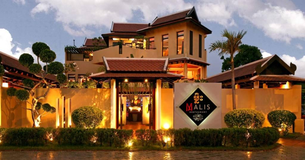 吳哥窟Heritage Suites Hotel~在久經世故的吳哥窟旁,體驗真正精緻貼心的精品!