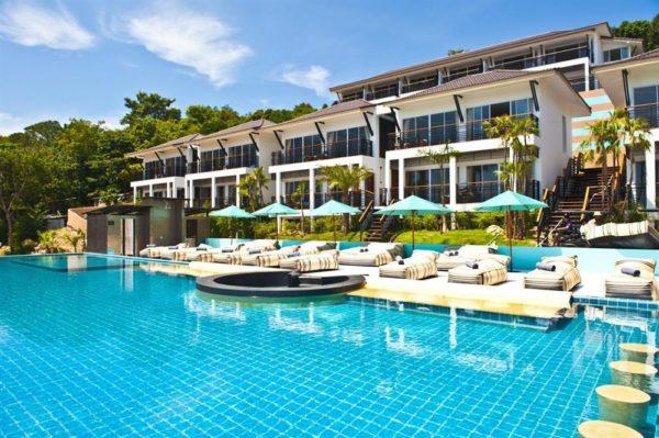 蘇美島Paradise Chaweng Beach Resort & Spa~查文海灘寧靜浪漫的海灘與遼闊海景房!