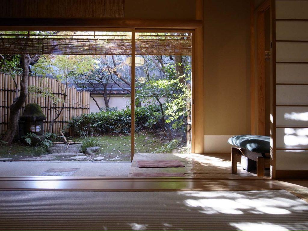 """日本京都百年御三家之一的""""俵屋""""TAWARAYA RYOKAN,每房皆享獨有景觀!"""