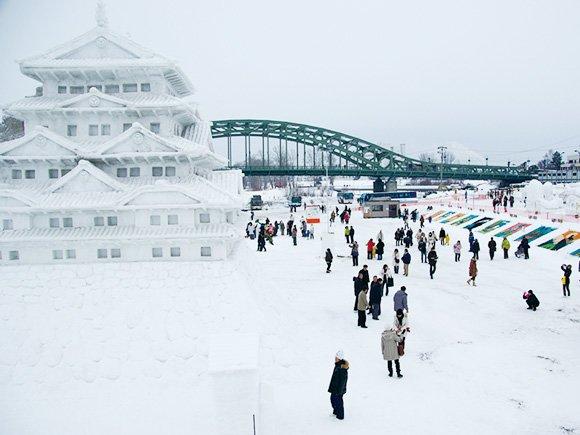 旭川冬祭典