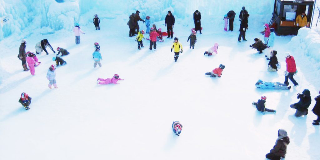 千歲支笏湖 冰濤節