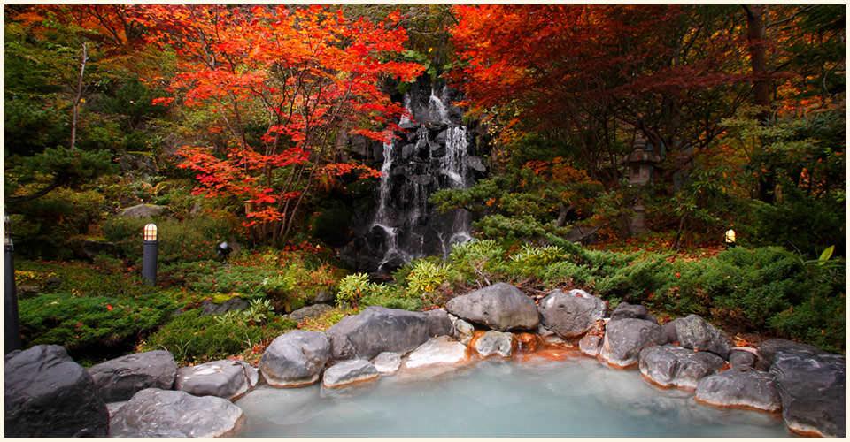 北海道登別溫泉~祝之宿格蘭飯店,號稱登別的迎賓會館,在此可享受最棒的溫泉與美食!