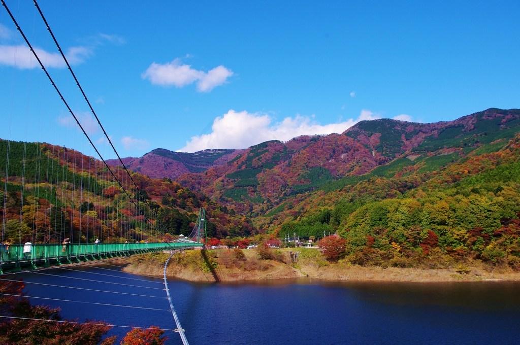 紅葉谷吊橋