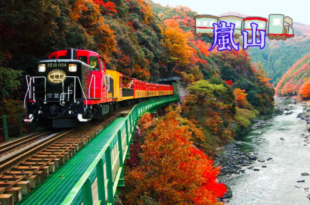 【日本】已經去過京都的各大景點了嗎?那就來規劃一天京都嵐山豐富之旅吧!!