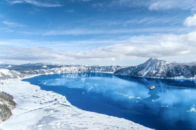 不為人知的美麗北海道~雪國裡最美麗的面紗!只為您揭開~