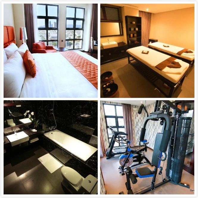 Sanouva Danang Hotel 峴港薩諾瓦酒店
