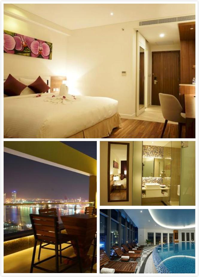 Vanda Hotel 峴港萬達酒店