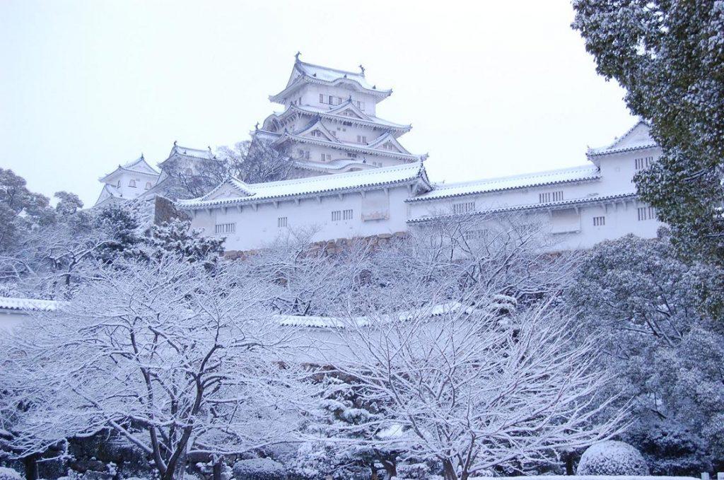 日本第一名城、最美的白鷺之城「姬路城」