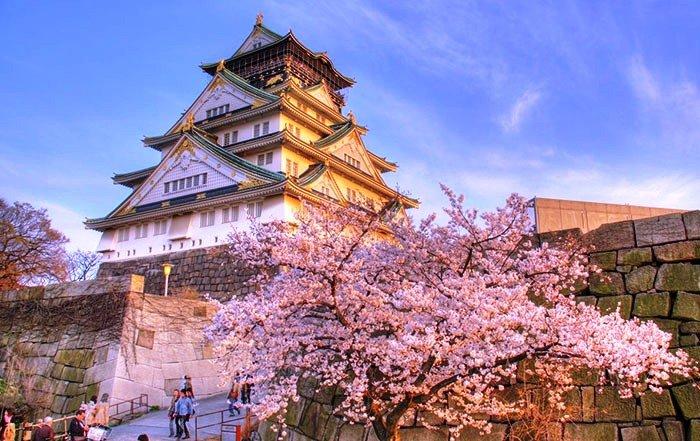 大阪一日熱門景點~一天之內帶您逛遍大阪所有市內必去景點!!