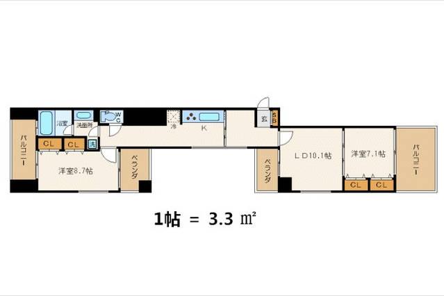 大阪合作民宿—「 B 室 」