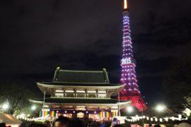 【日本跨年】看膩了101的煙火嗎?到東京體驗不一樣的跨年晚會!