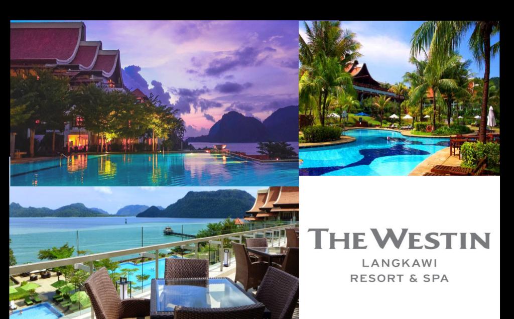 【馬來西亞蘭卡威】威斯汀水療度假村(The Westin Langkawi Resort & Spa)
