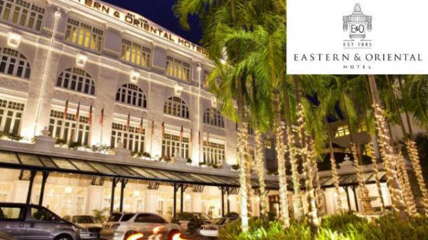 【馬來西亞檳城】東方酒店(Eastern And Oriental Hotel)