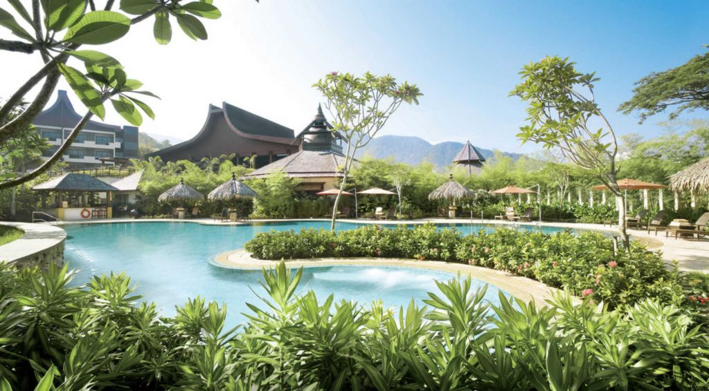 【馬來西亞檳城】香格里拉沙洋度假村(Shangri-La's Rasa Sayang Resort and Spa, Penang)