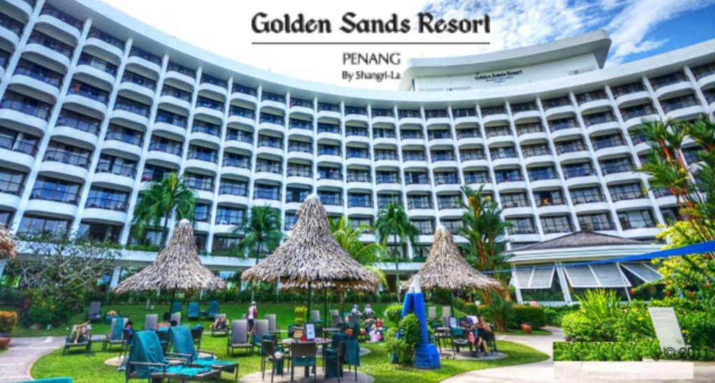 【馬來西亞檳城】香格里拉金沙灘度假村 (Golden Sands Resort by Shangri-La, Penang)
