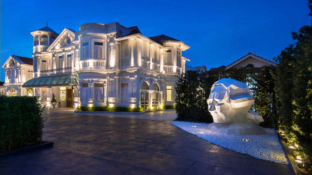 【馬來西亞檳城】麥卡利斯特大廈飯店 (Macalister Mansion)