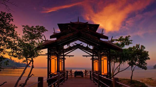 【馬來西亞沙巴】布加拉亞島度假村 (Bunga Raya Island Resort & Spa)