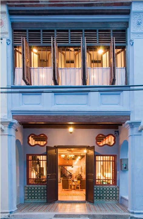 【馬來西亞檳城】愛情巷23號飯店 (23 LoveLane Penang)