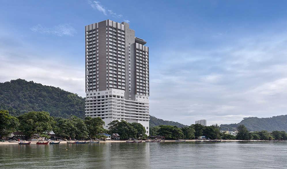 【馬來西亞檳城】雷西斯飯店 (Lexis Suites Penang)