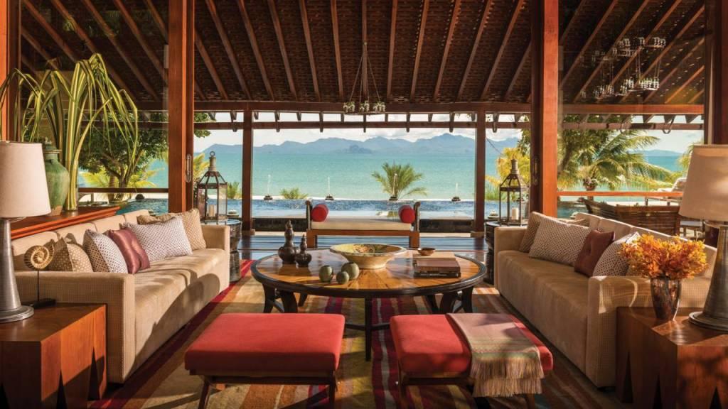 【馬來西亞蘭卡威】四季飯店 (Four Seasons Resort Langkawi)