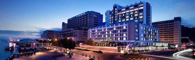 【馬來西亞沙巴】君悅飯店 (Hyatt Regency Kinabalu)