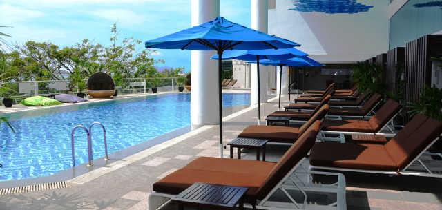 【馬來西亞沙巴】艾美飯店 (Le Meridien Kota Kinabalu)