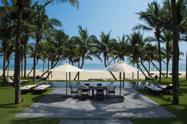 【越南會安】南海四季度假村(Four Seasons Resort The Nam Hai)