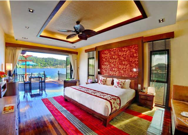 【馬來西亞沙巴】加雅娜生態度假村 (Gayana Eco Resort)