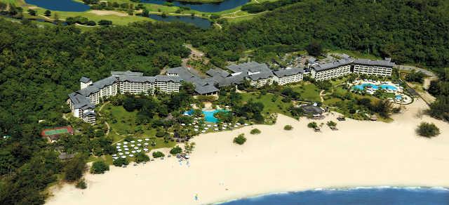 【馬來西亞沙巴】香格里拉莎利雅度假村 (Shangri-La's Rasa Ria Resort & Spa)