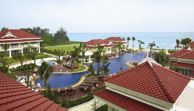【泰國華欣】烏拉布拉度假村 (Wora Bura Resort & Spa)