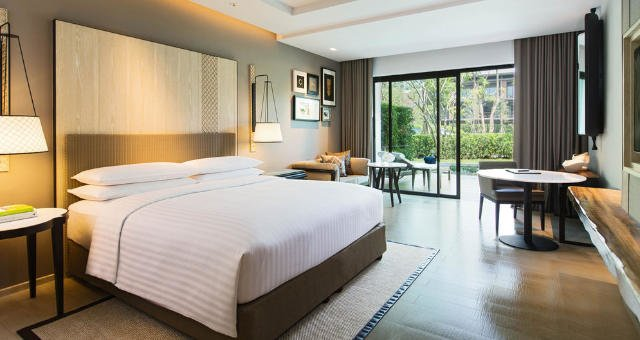【泰國華欣】萬豪度假村 (Hua Hin Marriott Resort & Spa)