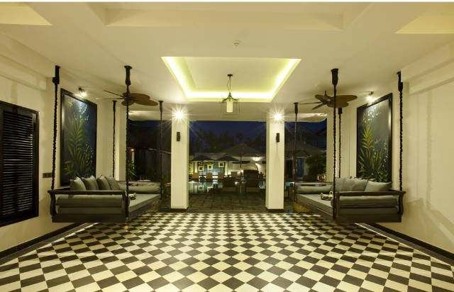 【越南會安】促阿代飯店 (Maison Vy Hotel)